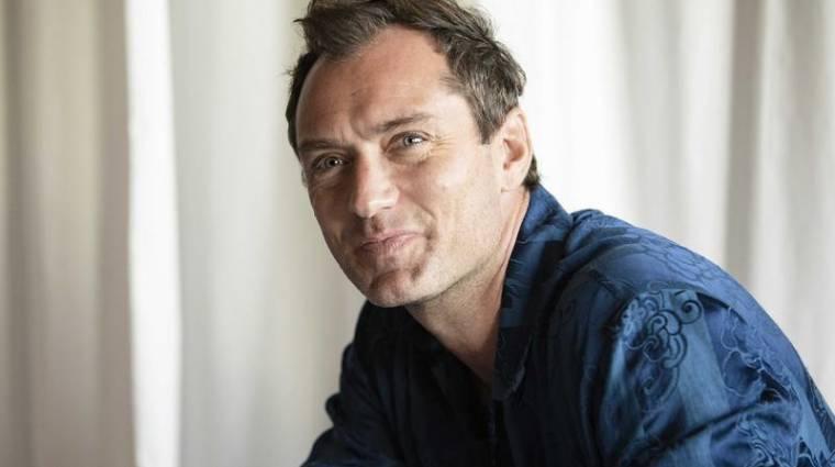 Jude Law játszhatja Hook kapitányt egy új Pán Péter moziban bevezetőkép