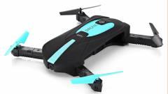 JY018 teszt – olcsó, kínai drónnak is van ereje kép