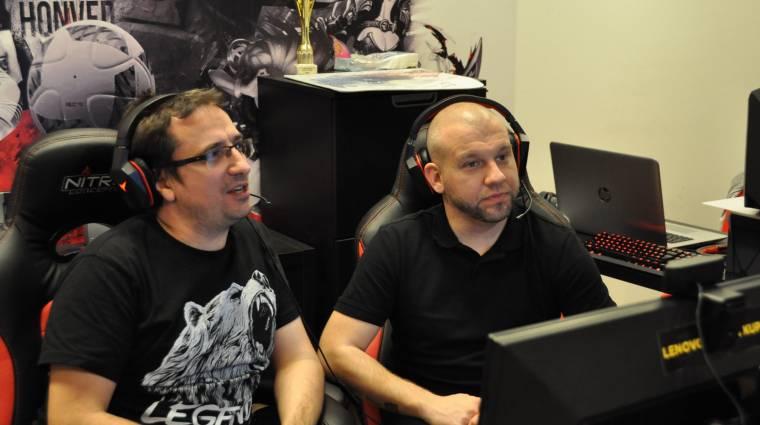 Magyar profik segítenek, hogy jobb legyél a legnépszerűbb e-sport játékokban bevezetőkép