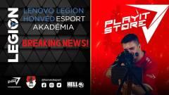 Jelentkezz most a Lenovo Legion Honvéd Esport Akadémia edzéseire, és visszakapod a tagdíjat! kép
