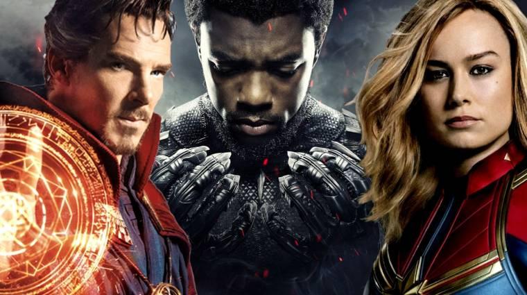 Dátumot kaptak a Marvel 4. fázisának filmjei kép