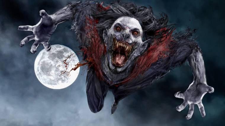 Morbius - már most elindult a kavarás az R-besorolás miatt bevezetőkép
