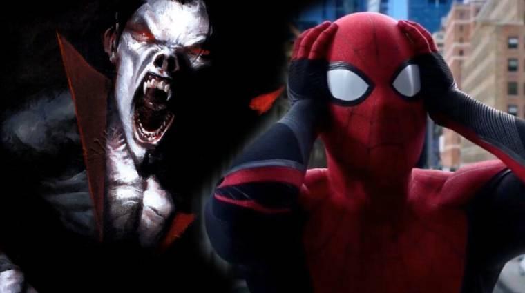 Immár teljesen biztos, hogy a Marvel filmes univerzum része lesz a Morbius bevezetőkép