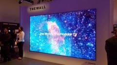 Böhöm nagy tévékkel uralná a piacot a Samsung kép