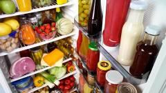 Elég volt a hűtőben megromló ételekből! kép