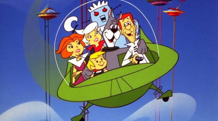 Majdnem úgy élünk, mint ahogy 56 évvel ezelőtt a Jetson család megjósolta kép