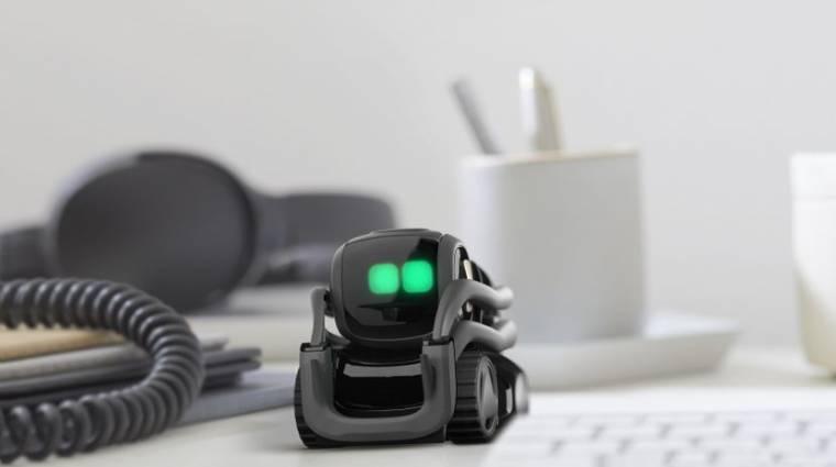 Máris mutatjuk a legcukibb otthoni robotot kép