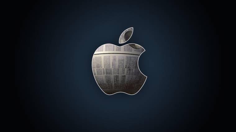 Van valami, amiben az Apple bizony lemaradt a mezőnytől kép
