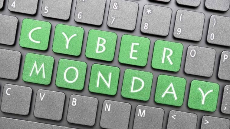 A Fekete Péntek után máris itt a Kiber Hétfő kép