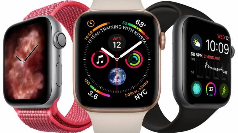 Az Apple okosórája még orvoshoz is elzavar kép