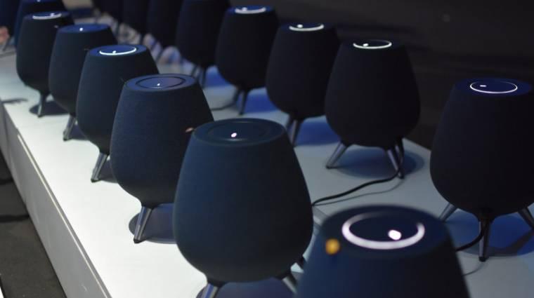 Nemsokára a Samsung is kiadja a hangszórós asszisztensét kép