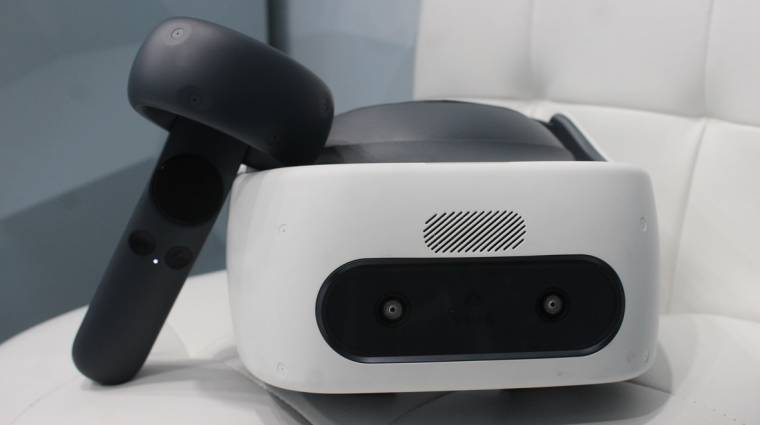 Még néhány nap, és itt a HTC új VR-headsete kép