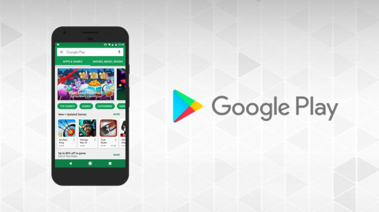 A Google szerint már alig vannak engedélykérő alkalmazások a boltjukban kép