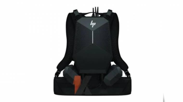 Hátadon a géped: PC-t rejt a hátizsák kép