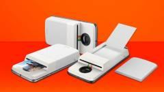 Polaroid kamerát csinál a mobilból egy új kiegészítő kép