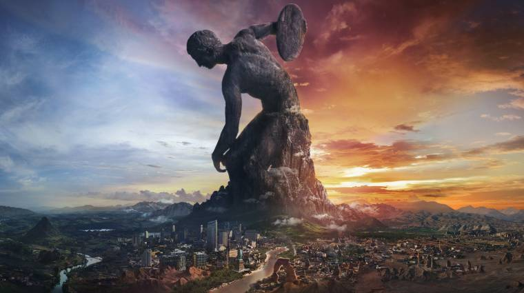 Civilization VI: Rise and Fall - 2018 elején jön az első kiegészítő bevezetőkép