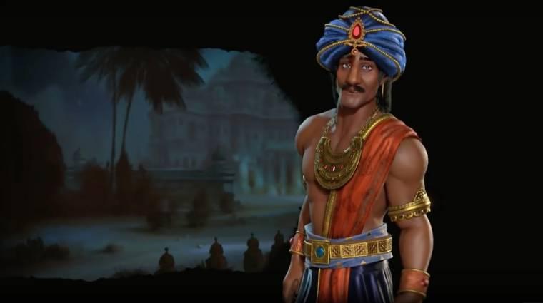Civilization VI: Rise and Fall - új vezetőt kap India bevezetőkép