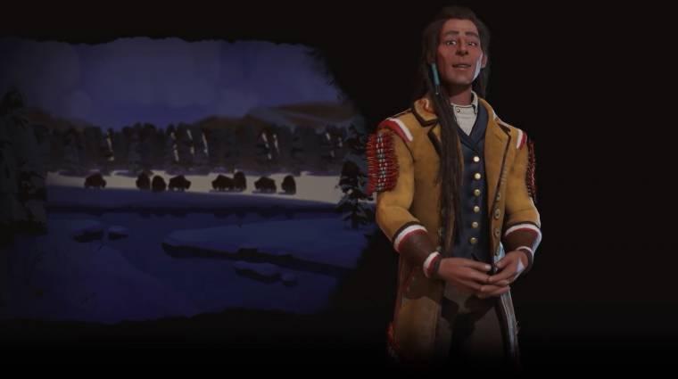 Civilization VI - a krí indiánok a diplomácia hősei bevezetőkép