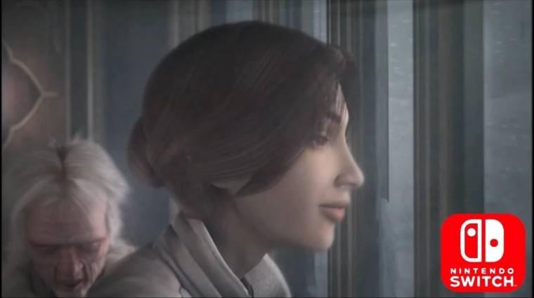 Syberia 2 - már Nintendo Switchre is elérhető bevezetőkép