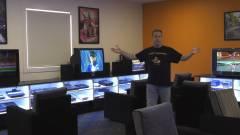 Így néz ki a világrekordot tartó játékgyűjtő játszószobája kép