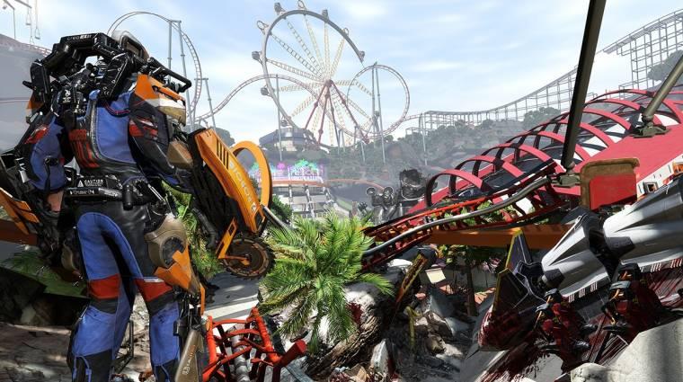 The Surge - vidámparkba visz az új DLC bevezetőkép