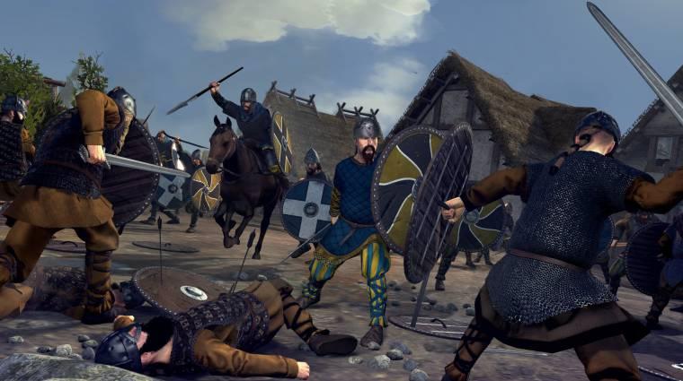 Total War Saga: Thrones of Britannia - új videó mutatja be, hogy hogyan mászhatsz ki szorult helyzetekből bevezetőkép