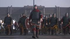 Total War Saga: Thrones of Britannia - bemutatkozik Alfréd király kép
