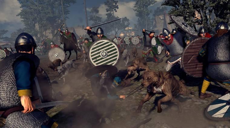 Már készül is a Total War Saga következő felvonása bevezetőkép