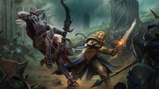 World of Warcraft: Battle for Azeroth infódoboz