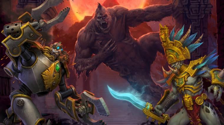 World of Warcraft - megérkezett a Tides of Vengeance csomag bevezetőkép