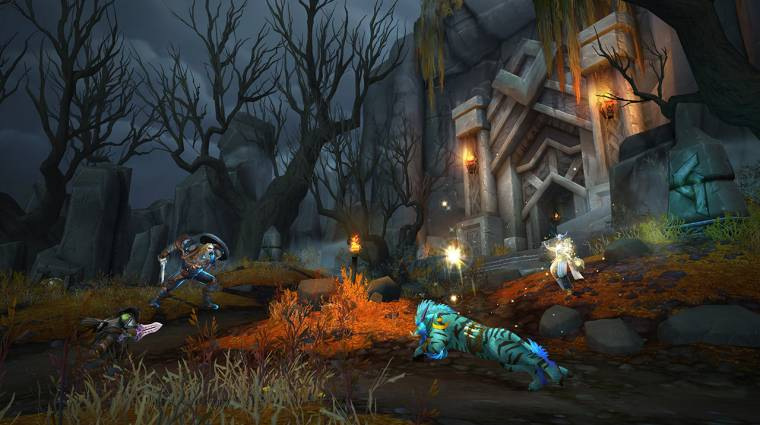 World of Warcraft - már Windows 7 alatt is támogatja a DX12-t bevezetőkép