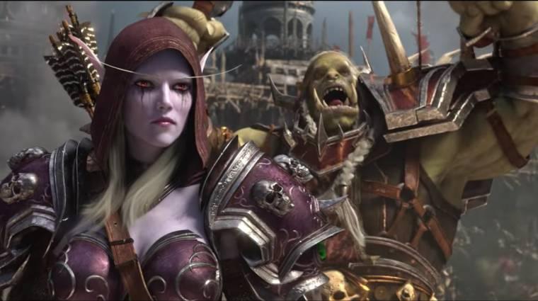 Ilyen lenne a World of Warcraft netflixes sorozatként bevezetőkép