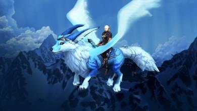 World of Warcraft – gyönyörű hátas került a játékbeli boltba