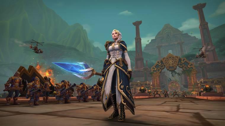 World of Warcraft - a hétvégén ingyen lehet visszatérni bevezetőkép