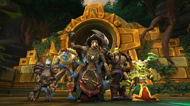 World of Warcraft - ezek az újdonságok jönnek a 8.1.5-tel bevezetőkép