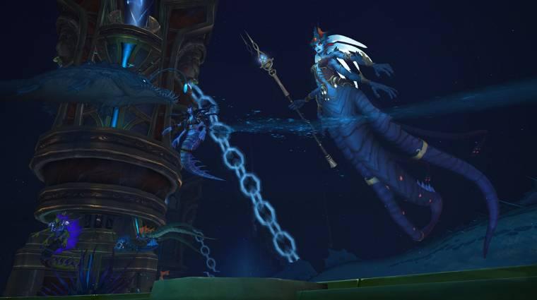 World of Warcraft - végre megjelenési dátumot kapott a Rise of Azshara frissítés bevezetőkép