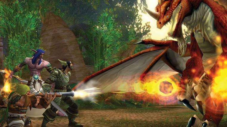World of Warcraft - leáll a havermeghívós program, de nem kell megijedni bevezetőkép