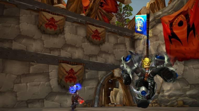 World of Warcraft Classic - DDoS támadás érte a szervereket bevezetőkép