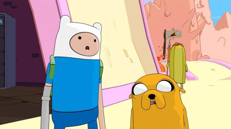 Adventure Time: Pirates of the Enchiridion - nyílt világú felfedezős játék jön a rajzfilm alapján bevezetőkép