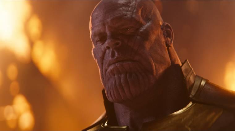 Josh Brolinnak is tetszett, amit a Redditen tettek Thanos nevében kép