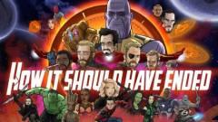 Így is végződhetett volna a Bosszúállók: Végtelen háború kép