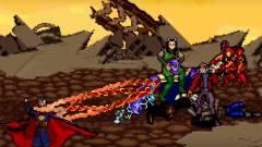 A Bosszúállók: Végtelen háború 16-bites harcjelenete maga a retro csoda kép