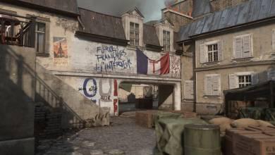 Call of Duty: WWII - bemutatkoznak a Resistance pályái