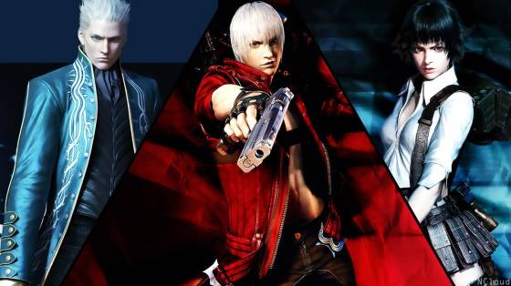 Devil May Cry HD Collection (2018) infódoboz