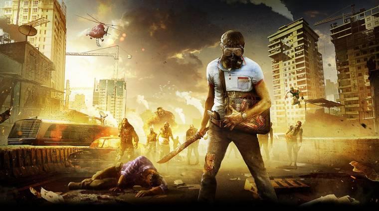 Dying Light: Bad Blood - gameplay videón a battle royale-os kiegészítő bevezetőkép