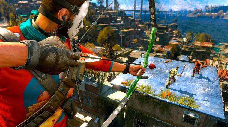 Dying Light: Bad Blood - hamarosan kipróbálhatjuk a battle royale vadászatot bevezetőkép