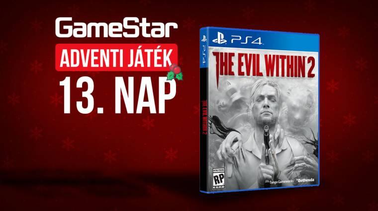 GameStar adventi játék 13. nap - jöhet egy kis borzongás? bevezetőkép