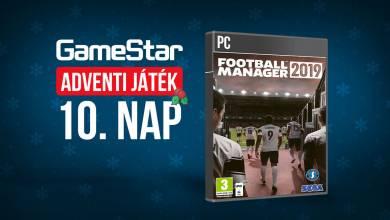 GameStar adventi játék 10. nap – itt a hosszabbítás!