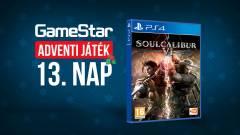 GameStar adventi játék 13. nap - bunyó karácsonyig Geralttal kép