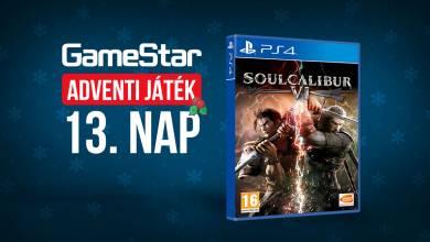GameStar adventi játék 13. nap - bunyó karácsonyig Geralttal